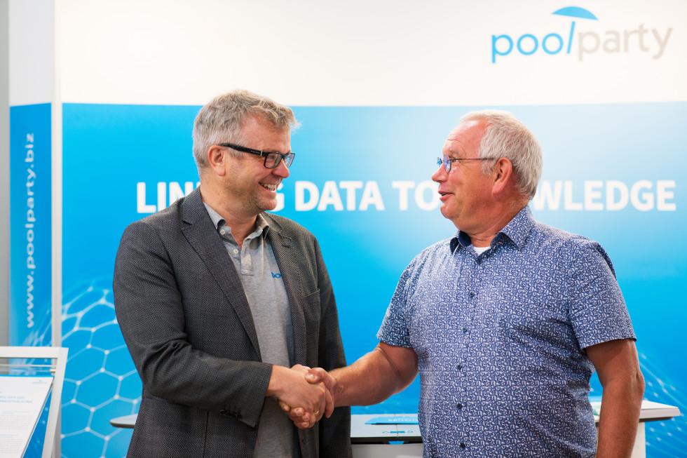 PANTOPIX und PoolParty: Lösungen für Metadata Management und KI im Maschinenbau